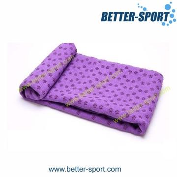 Microfiber Fabric Yoga Mat Towel, Yoga Towel, Yoga Blanket