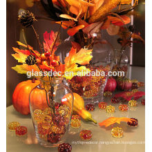 autumn art minds decorative flat glass gem from glass gem factory