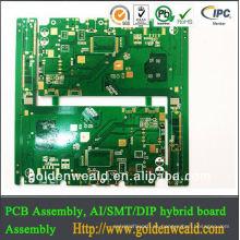 HDI PCB Manufacturer pcb cutter