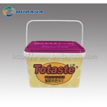 500g biscuit box IML biscuit packaging