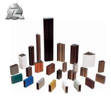 Haute qualité et prix raisonnables perfil de aluminio extruido