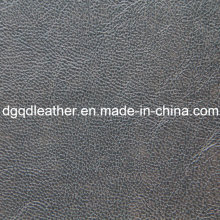High Scratch Resistance Furniture PVC Leather (QDL-515124)