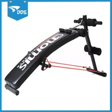 Exercise bench Type abdominal crunch equipment,sit up bench