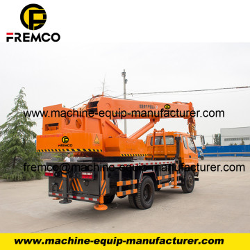 T-King Trucks Telescopic Crane for Sale