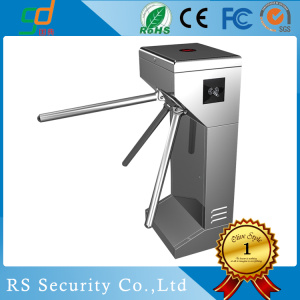Dual Core Entry Exit  Waist Height Turnstiles