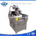 Small & high precision cnc metal/ gold engraving machine JK-4040M