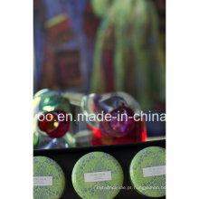 @Work Seriess Ambiant Orgânica cera de soja Vela de lata perfumada natural