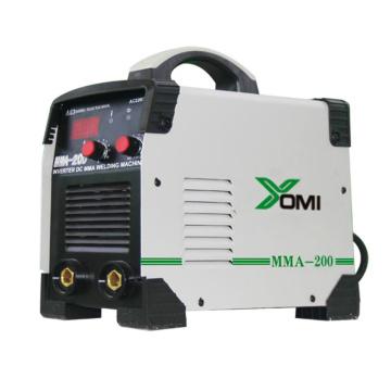 High efficiency IGBT arc welder 200amp MMA200 welding machine