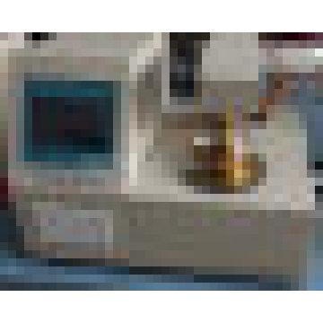 Laborgerät Feuerpunkt und Flammpunkt Prüfgeräte