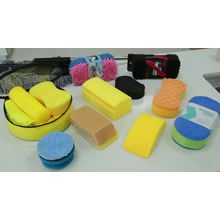 High absorbent jumbo car washing srcubber sponge for sale