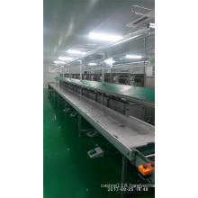 TV Set-box Speed Chain Conveyor Assembly Line