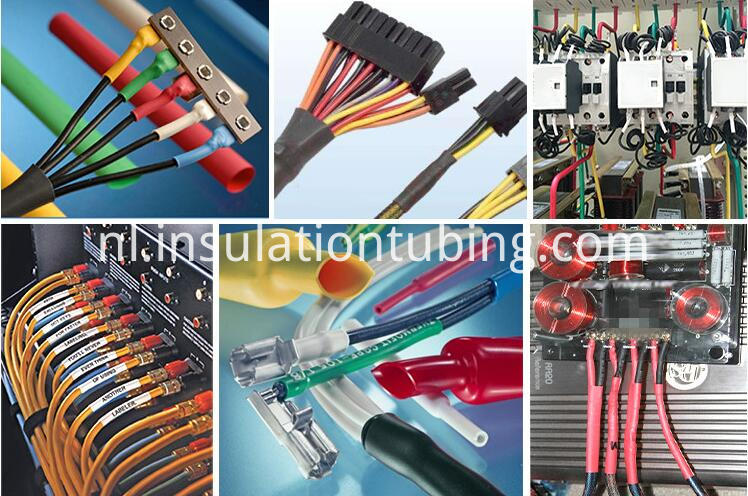 Heat Shrink Tubing For Application
