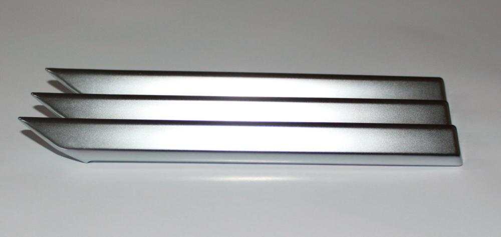 Electroplating pearl chrome products