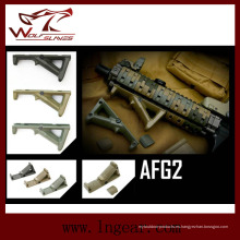 Afg táctico 2 ángulo Foregrip Fore Grip para Airsoft
