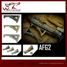 Afg tático 2 angulado Foregrip Fore Grip para Airsoft