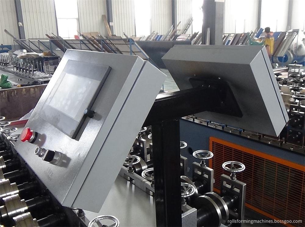 solar Panel Channels roll forming machine