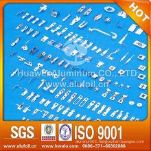 Customized Aluminium Sheet Metal Stamping Part of High Precision