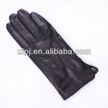 Mejores guantes de la motocicleta del invierno de la zalea de la manera