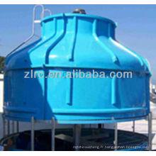 Petit usage rond industriel industriel de compteur de tour de refroidissement de FRP
