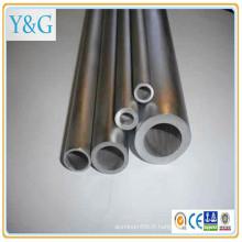 B65 / 1165 AK4-1 / 1141 AK4 / 1140 AK2 / 1120 AK8 / 1380 alliage d'aluminium moulin anodisé fini sablée tube / pipe