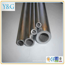 A5056 A5082 A5083 A5086 aluminium alloy anodized mill finished sand blasted tube / pipe