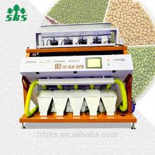 Clasificador de color de cereales de software actualizado con cámara CCD
