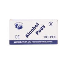 Toallitas de limpieza con alcohol isopropílico, toallitas para desinfectar