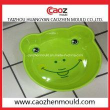 Plástico animal encantador molde del lavabo que se lava en China
