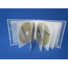 40mm Low Cost Multi DVD Box for 24 Discs