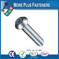 Fabriqué en Taïwan Bouton Tête Tuyau Capuchon Métrique ISO 7380 10e année 9 Tissu en zinc brut brut