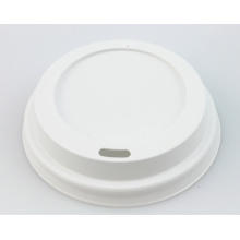 Disposable Paper Cup Lid Plastic Lid for Paper Cup/Flat Lid