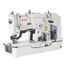 Machine à coudre industrielle série haute vitesse piqueuse droite bouton Holing 781