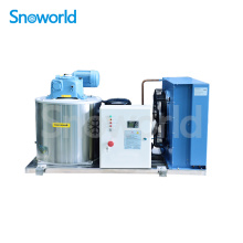 Snow world 750KG Flake Ice Machine Sea Water