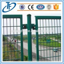 Panel de la cerca de la utilidad de la alta calidad hecho en Anping (fabricante de China)