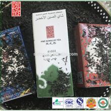Três classes chunmee chá verde-Fine songluo chá