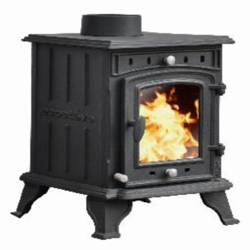 Casting Wood Fireplace with CE Certification