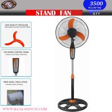 16inch напольный вентилятор-с зажигалкой круглой базой