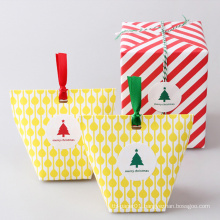 Christmas Gift Box Decoration Sealing Adhesive Label Sticker