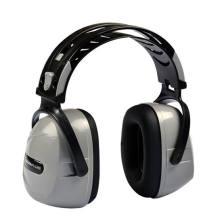 Cinza prateado Segurança Proteger Earflugs Proteção auditiva Segurança Earmuff com Ce
