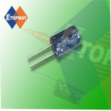 Topmay Non-Polar Radial Aluminum Electrolytic Capacitor 85c