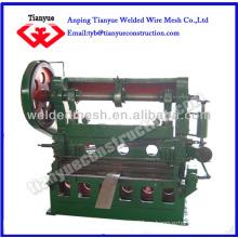 Máquina de hojas de metal expandido