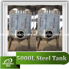 Tanque de armazenamento 5000L