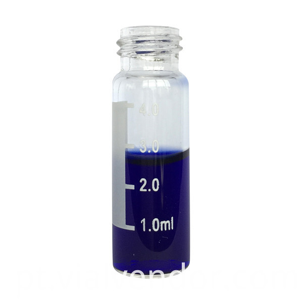 Clear 4ml Vial