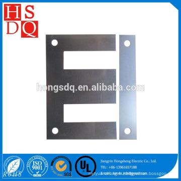 Feuille d'acier de silicium de Z11EI EI28-EI300 pour le transformateur