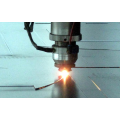 Máquina de corte industrial da tubulação