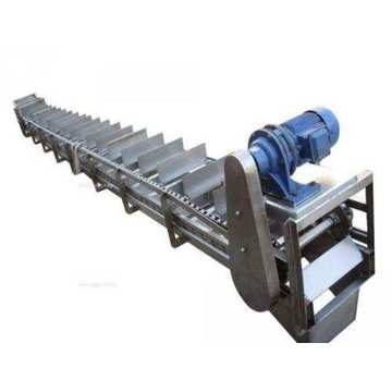 Pagkakabit ng conveyor equipment Scraper conveyor machine