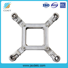 Good Quality for Protective Fitting For Substation Square Frame Type Spacer Damper export to Panama Wholesale