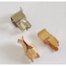 High Accurate Brass Electrical Brass Contact for Power Supply Socket