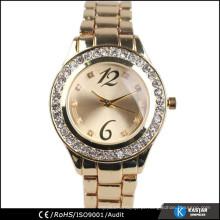 Relógio de pulseira de moda superior 2015