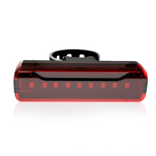 Visible USB Rechargeable Riding Bicycle Tail Light